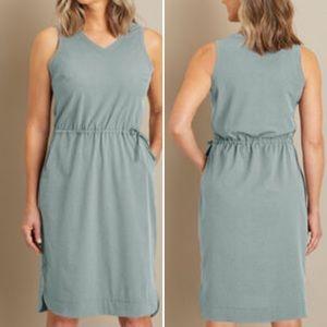 Duluth Breezeshooter Sleeveless Dress in blue